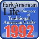 Early American Life magazine 1992