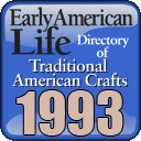 Early American Life magazine 1993